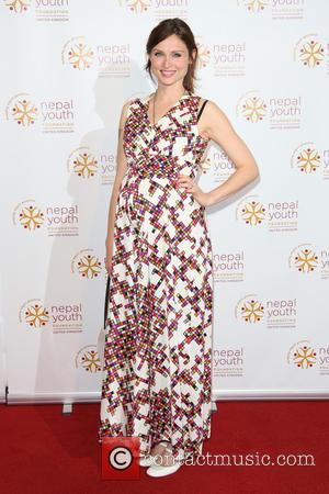 Sophie Ellis Bextor - Nepal Youth Foundation VIP Fundraiser at the Banqueting Hall - Arrivals - London, United Kingdom -...