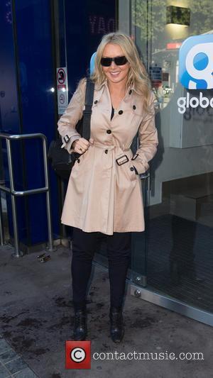 Carol Vorderman - Celebrities at Capital Radio studios at Global House, Leicester Square - London, United Kingdom - Thursday 1st...