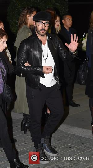 Jeremy Piven - Celebs arriving at Cindy Crawfords Book Launch. - London, United Kingdom - Thursday 1st October 2015