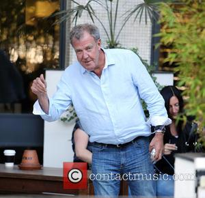 Jeremy Clarkson - Jeremy Clarkson outside ITV Studios - London, United Kingdom - Thursday 1st October 2015