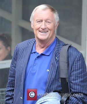 Chris Tarrant - Chris Tarrant outside ITV Studios - London, United Kingdom - Thursday 1st October 2015