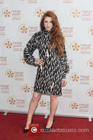 Nicola Roberts - Nepal Youth Foundation UK - VIP fundraiser held at the Banqueting House, Arrivals. - London, United Kingdom...