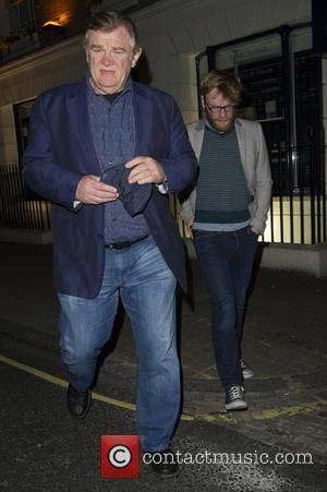 Brendan Gleeson and Brian Gleeson