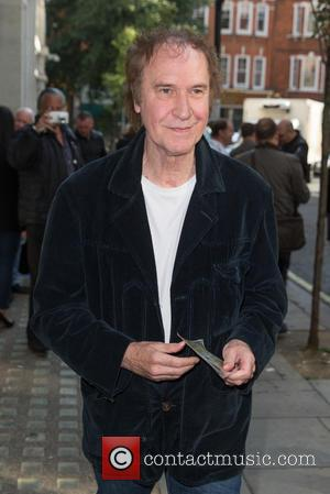 Ray Davies CBE - Ray Davies pictured arriving at the Radio 2 studio at BBC Western House - London, United...