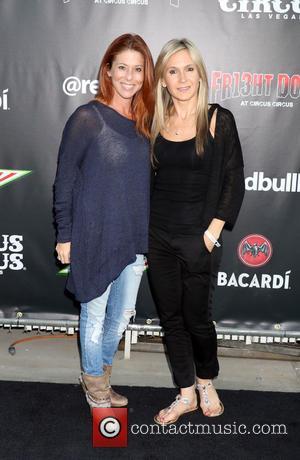 Heather King and Agnes Wilczynski