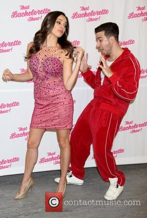 Joanne Nosuchinsky and Vinny Guadagnino