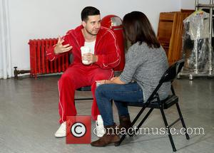 Vinny Guadagnino , Guest - 'That Bachelorette Show' photocall at Ripley Grier Studio at Ripley Grier Studio, - New York...