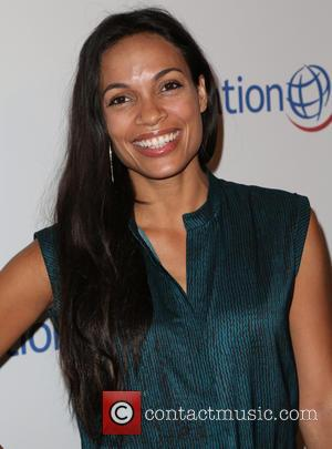 Rosario Dawson - 2015 Operation Smile Gala at the Beverly Wilshire hotel at Beverly Wilshire Hotel, Beverly Hills - Los...