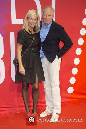 Judith Betzler , Axel Milberg - Actors promote the new ARD TV-Movie 'Tatort: Borowski und die Rückkehr des stillen Gastes'...
