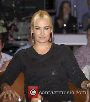 Sarah Connor - German NDR TV talkshow at NDR-Studio - Hamburg, Germany - Friday 2nd October 2015