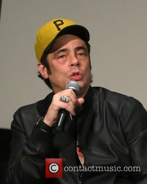 Benicio Del Toro - Sicario screening and Q&A with Benicio Del Toro at ArcLight Cinemas - Hollywood, California, United States...
