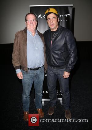 Benicio Del Toro , Guest - Sicario screening and Q&A with Benicio Del Toro at ArcLight Cinemas - Hollywood, California,...