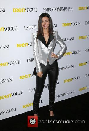 Victoria Justice - Teen Vogue Celebrates 13th Annual Young Hollywood Issue With Emporio Armani at Private Residence - Los Angeles,...