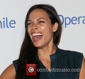 Rosario Dawson - 2015 Operation Smile Gala at the Beverly Wilshire Hotel - Arrivals at Beverly Wilshire Hotel, Beverly Hills...