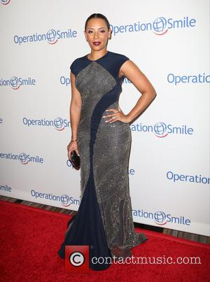Mel B - 2015 Operation Smile Gala at the Beverly Wilshire Hotel - Arrivals at Beverly Wilshire Hotel, Beverly Hills...