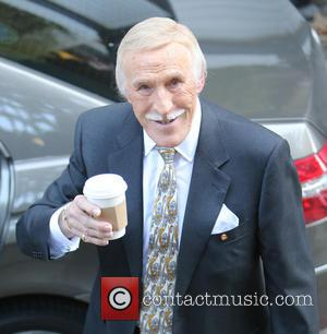 Bruce Forsyth Recovering After Aneurysm Operation