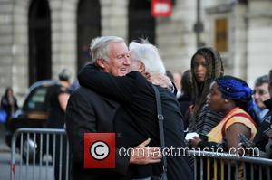 Chris Tarrant and Ian Lavender