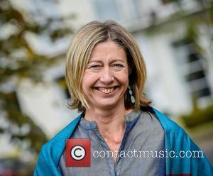 Christina Lamb - Cheltenham Literature Festival - Day 2 at Cheltenham - Cheltenham, United Kingdom - Saturday 3rd October 2015