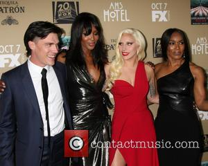 Finn Wittrock, Naomi Campbell, Lady Gaga and Angela Bassett