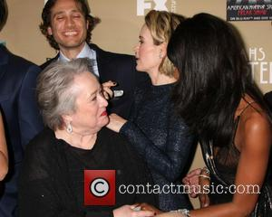 Kathy Bates , Naomi Campbell - Premiere screening of FX's 'American Horror Story: Hotel' at Regal Cinemas L.A. Live -...