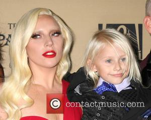 Lady Gaga , Lennon Henry - Premiere screening of FX's 'American Horror Story: Hotel' at Regal Cinemas L.A. Live -...