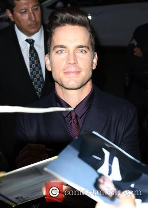 Matt Bomer - Premiere screening of FX's 'American Horror Story: Hotel' at Regal Cinemas L.A. Live - Outside Arrivals -...