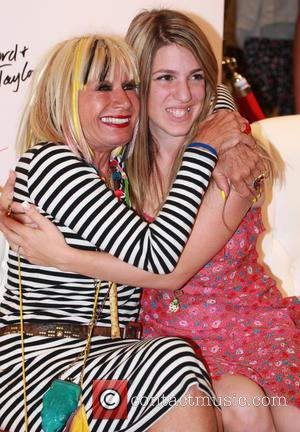 Betsey Johnson - Betsey Johnson has a meet and great at Lord and Taylor Department Store - Philadelphia, Pennsylvania, United...