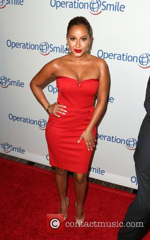 Adrienne Bailon - Operation Smile's 2015 Smile Gala at The Beverly Wilshire Four Seasons Hotel - Beverly Hills, California, United...