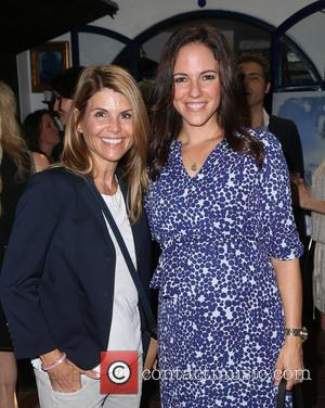 Lori Loughlin , Anna Silk - 2015 'The Fluffball' Fundraiser hosted by Emmanuelle Vaugier at The Little Door at The...