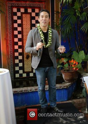 Marc Ching - 2015 'The Fluffball' Fundraiser hosted by Emmanuelle Vaugier at The Little Door at The Little Door -...