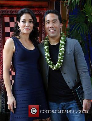 Emmanuelle Vaugier , Marc Ching - 2015 'The Fluffball' Fundraiser hosted by Emmanuelle Vaugier at The Little Door at The...