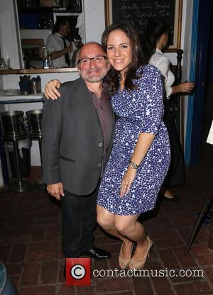 Rick Howland , Anna Silk - 2015 'The Fluffball' Fundraiser hosted by Emmanuelle Vaugier at The Little Door at The...