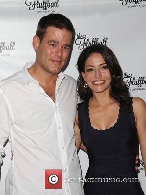 Ivan Sergei and Emmanuelle Vaugier