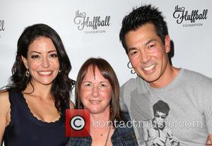 Emmanuelle Vaugier , Guests - 2015 'The Fluffball' Fundraiser hosted by Emmanuelle Vaugier at The Little Door at The Little...