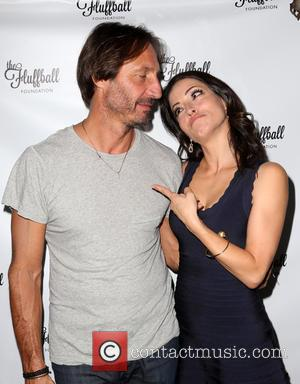 Nicolas Meschin , Emmanuelle Vaugier - 2015 'The Fluffball' Fundraiser hosted by Emmanuelle Vaugier at The Little Door at The...
