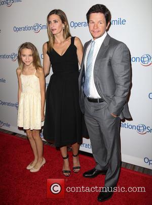 Ella Wahlberg, Rhea Durham and Mark Wahlberg