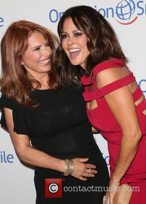 Roma Downey , Brooke Burke-Charvet - 2015 Operation Smile Gala at the Beverly Wilshire Hotel - Arrivals at Beverly Wilshire...