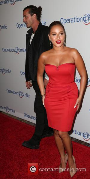 Gavin Rossdale , Adrienne Bailon - 2015 Operation Smile Gala at the Beverly Wilshire Hotel - Arrivals at Beverly Wilshire...