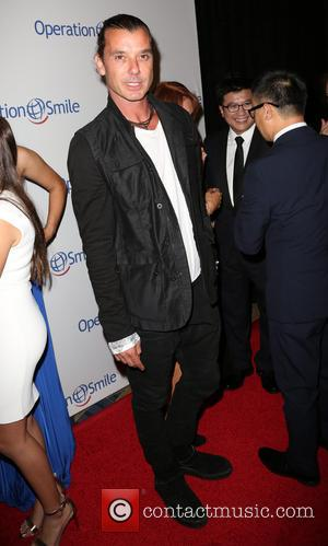 Gavin Rossdale - 2015 Operation Smile Gala at the Beverly Wilshire Hotel - Arrivals at Beverly Wilshire Hotel, Beverly Hills...