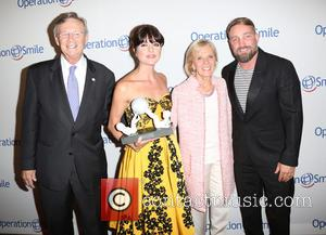Bill Magee, Selma Blair, Kathy Magee and Brian Bowen Smith