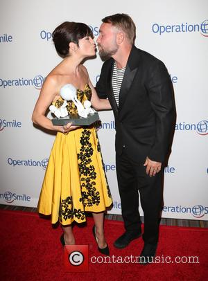 Selma Blair , Brian Bowen Smith - 2015 Operation Smile Gala at the Beverly Wilshire Hotel - Arrivals at Beverly...