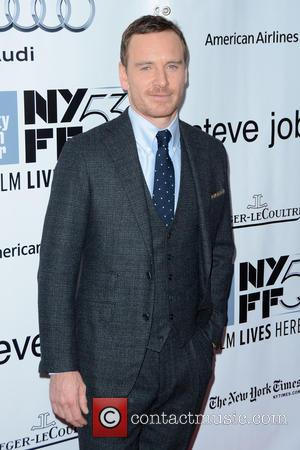 Michael Fassbender - 53rd New York Film Festival - 'Steve Jobs' - Premiere - Red Carpet Arrivals - Manhattan, New...
