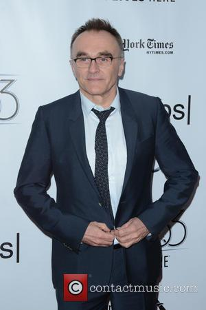 Danny Boyle - 53rd New York Film Festival - 'Steve Jobs' - Premiere - Red Carpet Arrivals - Manhattan, New...