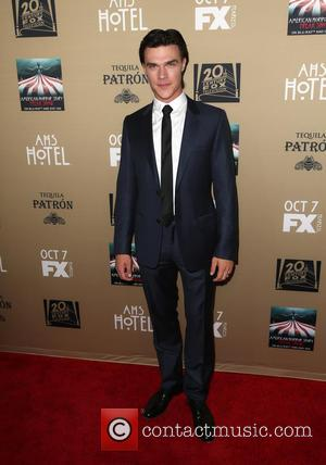 Finn Wittrock - Premiere screening of FX's 'American Horror Story: Hotel' at Regal Cinemas L.A. Live - Arrivals at Regal...