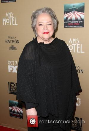 Kathy Bates - Premiere screening of FX's 'American Horror Story: Hotel' at Regal Cinemas L.A. Live - Arrivals at Regal...