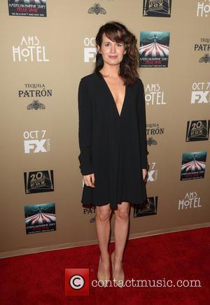 Elizabeth Reaser - Premiere screening of FX's 'American Horror Story: Hotel' at Regal Cinemas L.A. Live - Arrivals at Regal...