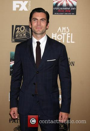 Wes Bentley - Premiere screening of FX's 'American Horror Story: Hotel' at Regal Cinemas L.A. Live - Arrivals at Regal...
