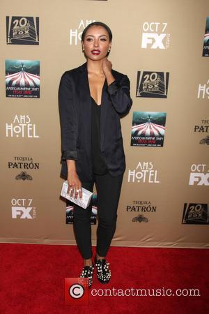 Kat Graham - Premiere screening of FX's 'American Horror Story: Hotel' at Regal Cinemas L.A. Live - Arrivals at Regal...