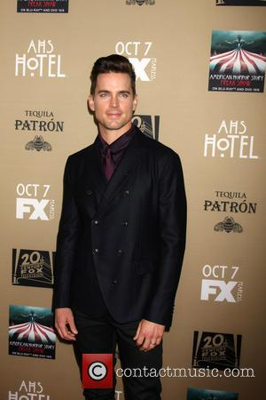 Matt Bomer - Premiere screening of FX's 'American Horror Story: Hotel' at Regal Cinemas L.A. Live - Arrivals at Regal...