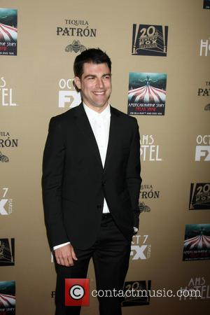 Max Greenfield - Premiere screening of FX's 'American Horror Story: Hotel' at Regal Cinemas L.A. Live - Arrivals at Regal...